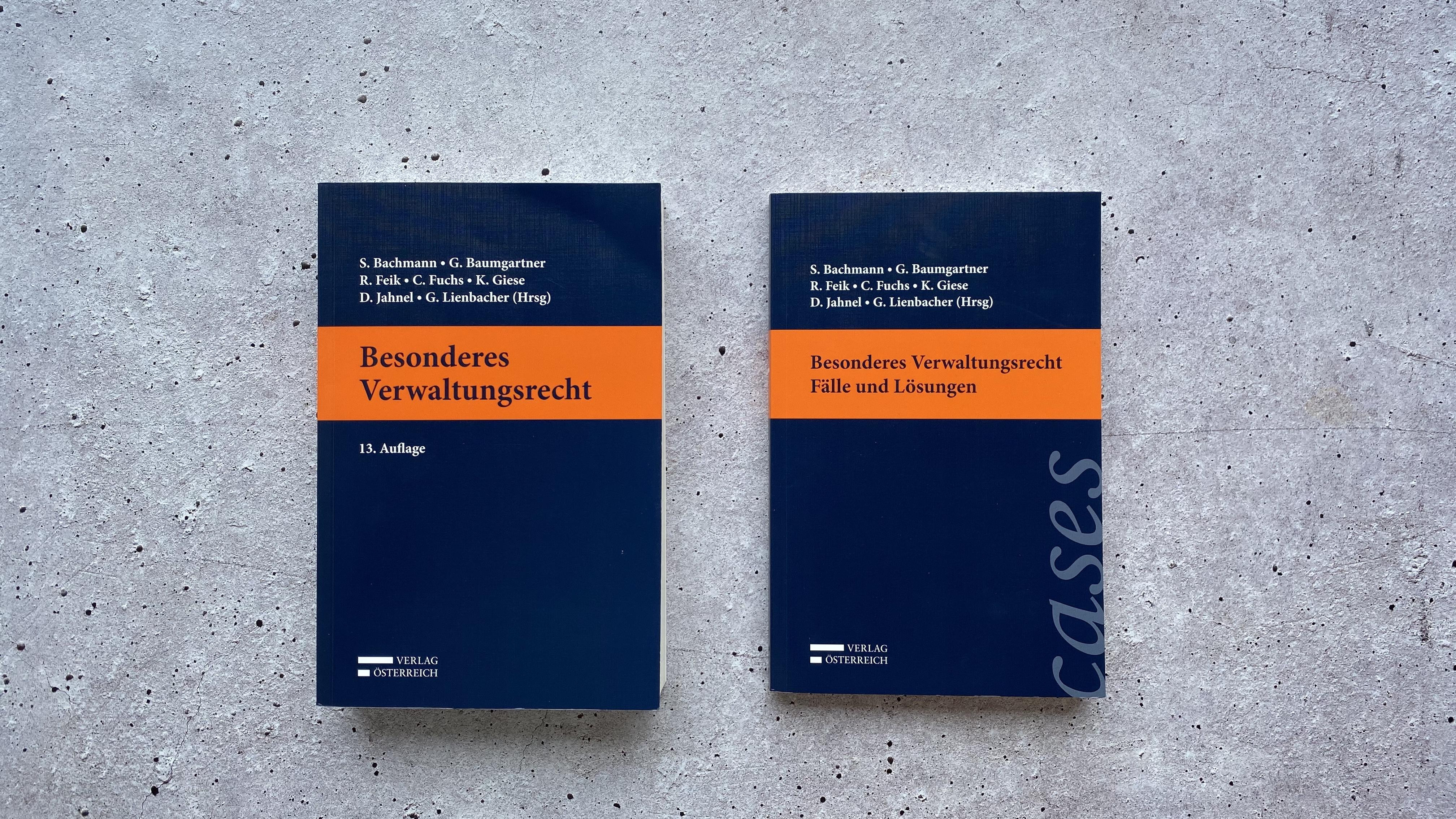 Kombipaket Besonderes Verwaltungsrecht