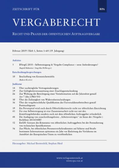 EuGH: Grenzen des Ermessens von öffentlichen Auftraggebern bei der Formulierung von technischen Spezifikationen