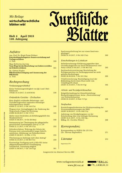 Rechtsschutzversicherung: Beurteilung der Erfolgsaussichten im Deckungsprozess bei nicht gelösten Rechtsfragen
