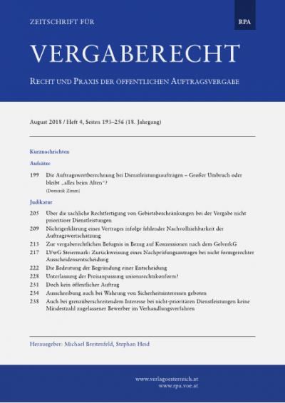 Prüfungsrahmen des BVwG bei einer kommissionellen Bewertung der Angebote