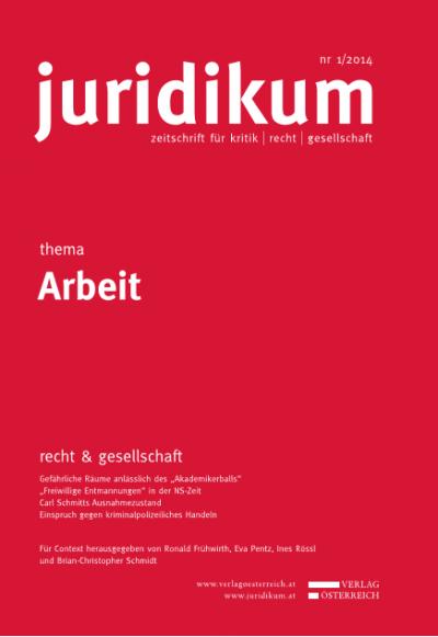 Krise und Einkommensverteilung in Österreich