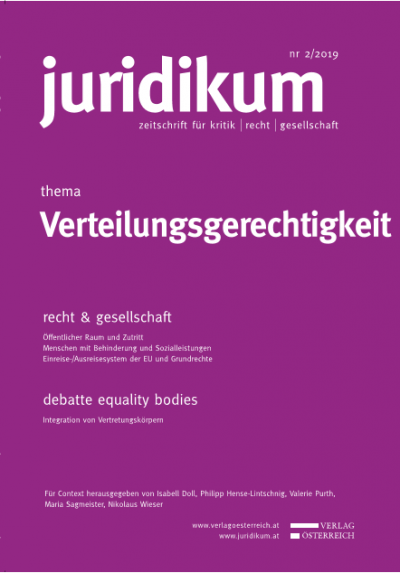 Antidiskriminierungsfragen als Strukturfragen?