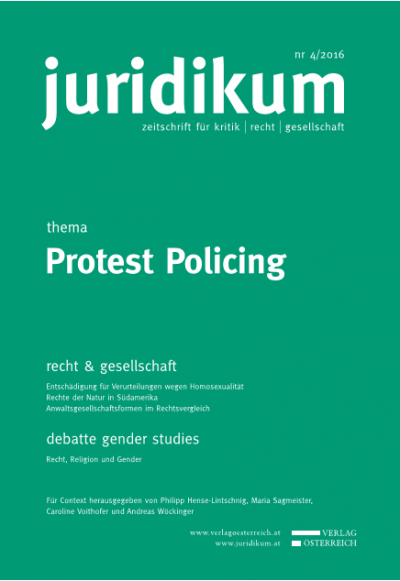 Protest Policing