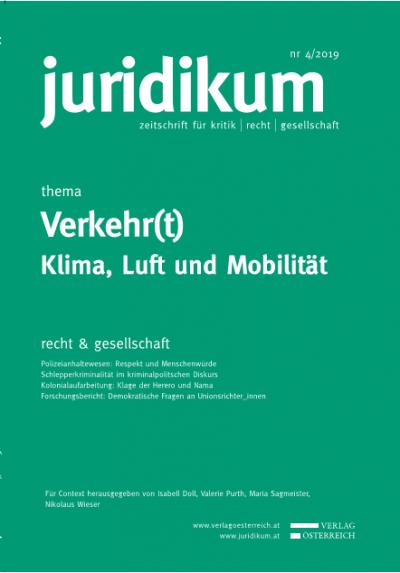 Klima, Luft und Mobilität